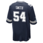 Dallas Cowboys Jaylon Smith Nike Navy Game Replica Jersey