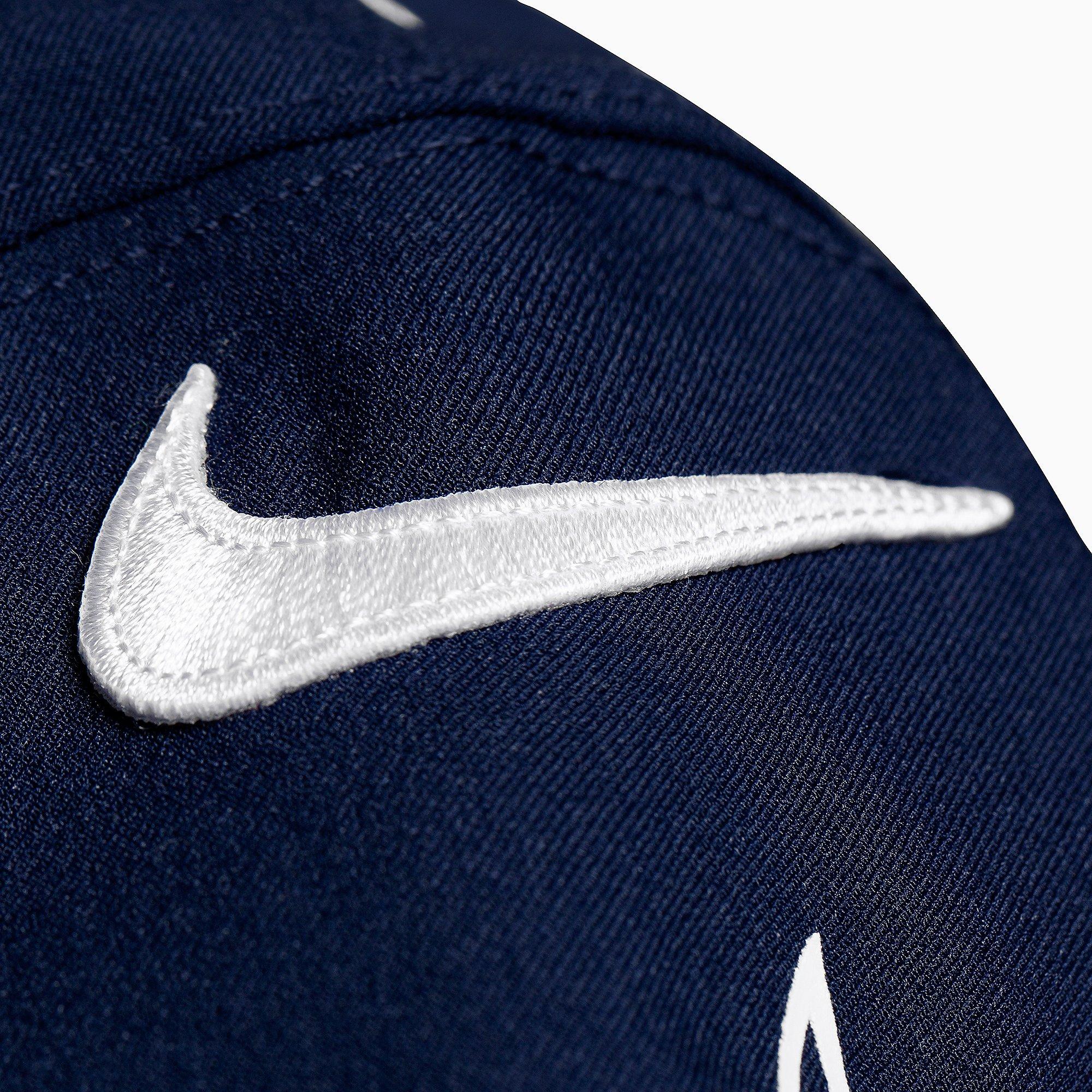 Dallas Cowboys Ezekiel Elliott #21 Nike Navy Vapor Elite Authentic ...