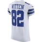 Dallas Cowboys Jason Witten #82 Nike White Elite Authentic Jersey