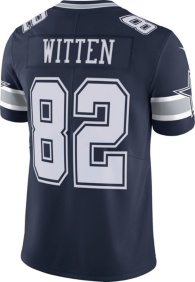 Dallas Cowboys Jason Witten #82 Nike Vapor Untouchable Navy Limited Jersey