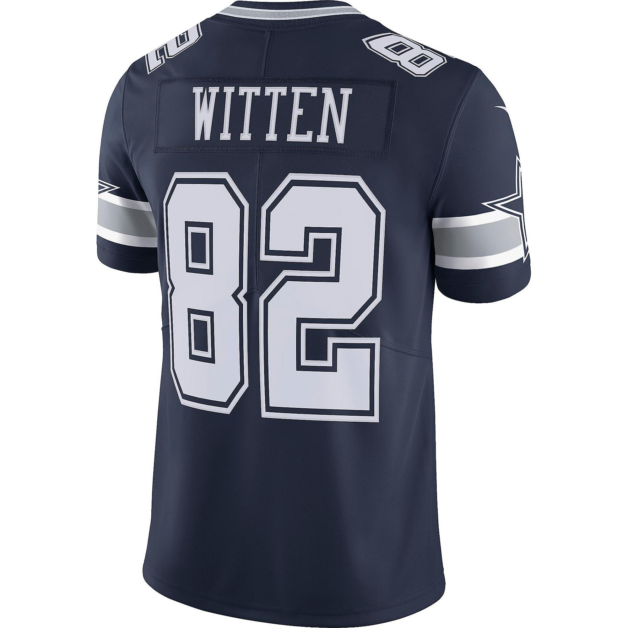 d24b39e4fe7 Dallas Cowboys Jason Witten #82 Nike Vapor Untouchable Navy Limited Jersey  | Dallas Cowboys Pro Shop