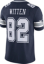 Dallas Cowboys Jason Witten #82 Nike Vapor Untouchable Navy Limited Jersey