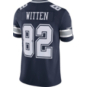 Dallas Cowboys Jason Witten #82 Nike Navy Vapor Limited Jersey