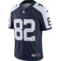 Dallas Cowboys Jason Witten #82 Nike Vapor Limited Throwback Jersey