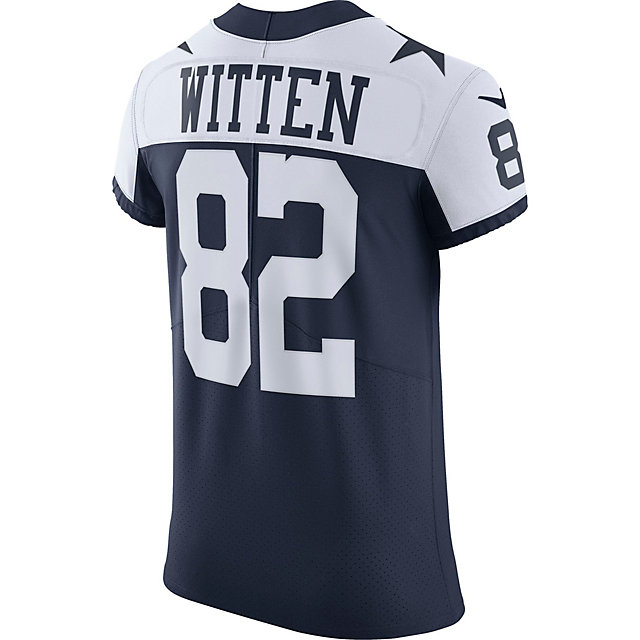 Dallas Cowboys Jason Witten #82 Nike Elite Authentic Throwback Jersey