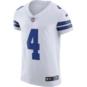 Dallas Cowboys Dak Prescott #4 Nike Vapor Untouchable White Elite Authentic Jersey