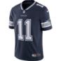 Dallas Cowboys Cole Beasley #11 Nike Vapor Untouchable Navy Limited Jersey