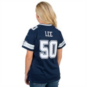 Dallas Cowboys Womens Sean Lee #50 Nike Navy Limited Jersey