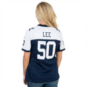 Dallas Cowboys Women's Sean Lee #50 Nike Limited Throwback Jersey
