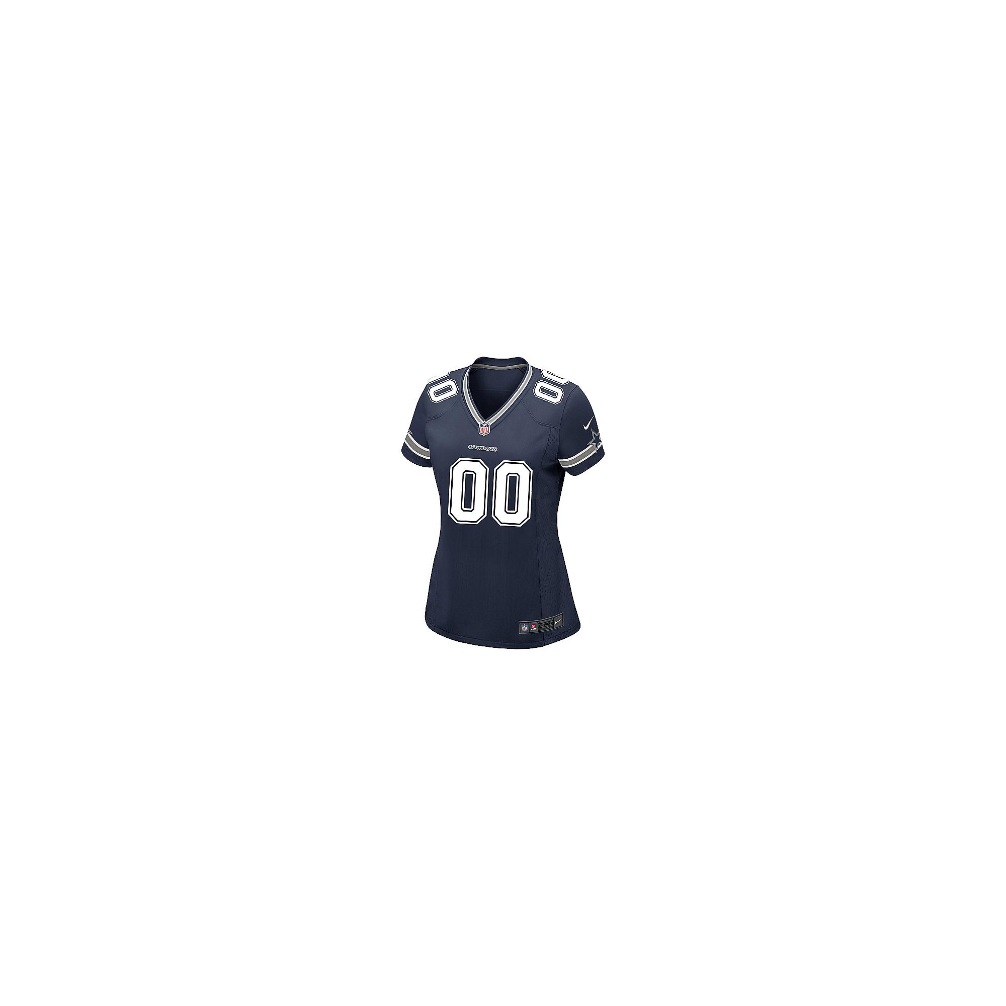 041f4524 Dallas Cowboys Womens Custom Nike Navy Game Replica Jersey | Dallas Cowboys  Pro Shop