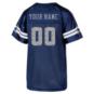 Dallas Cowboys Womens Custom Glitter Jersey