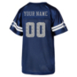 Dallas Cowboys Womens Custom Glitter Jersey
