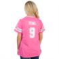 Dallas Cowboys Women's Tony Romo #9 Pink Jersey