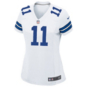 Dallas Cowboys Womens Cole Beasley #11 Nike White Game Replica Jersey
