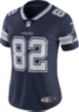 Dallas Cowboys Womens Jason Witten #82 Nike Vapor Untouchable Navy Limited Jersey