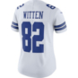 Dallas Cowboys Womens Jason Witten 82 Nike Vapor Untouchable White Limited Jersey