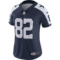Dallas Cowboys Womens Jason Witten #82 Nike Vapor Untouchable Limited Throwback Jersey