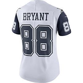 Dallas Cowboys Womens Dez Bryant #88 Nike XC2 Color Rush Jersey