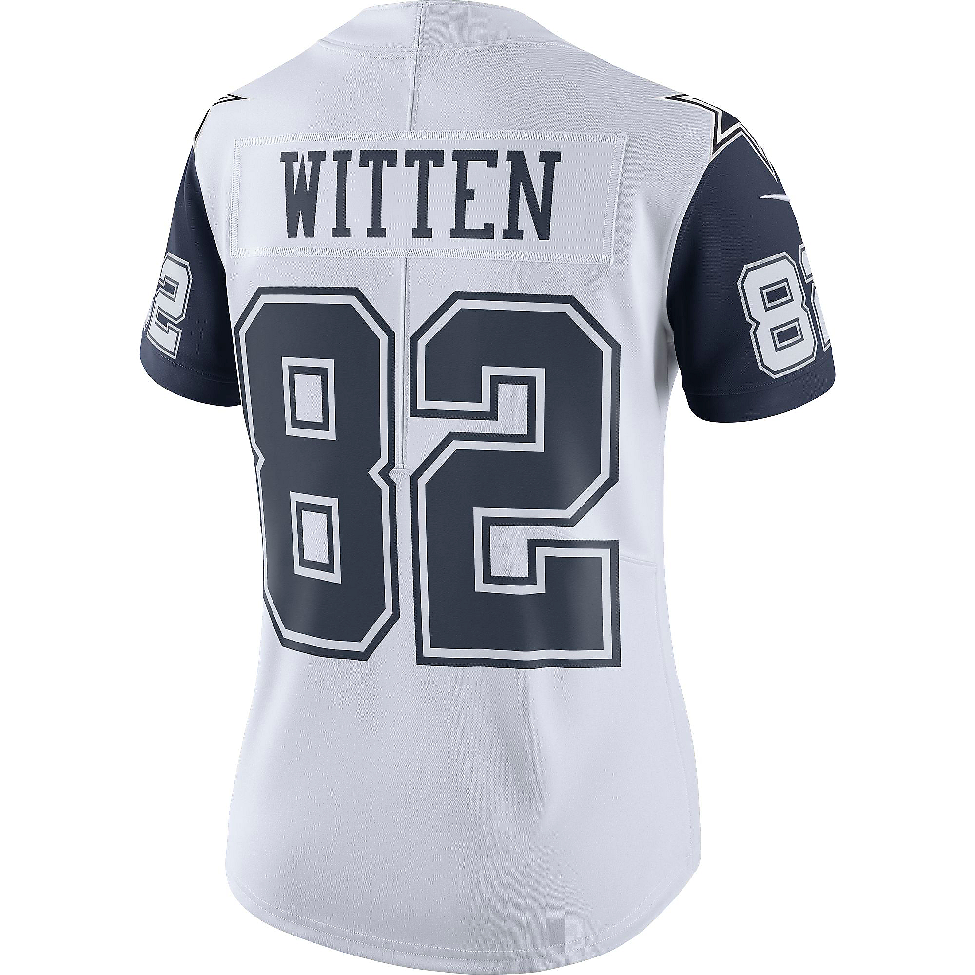 Dallas Cowboys Womens Jason Witten #82 Nike XC2 Color Rush Jersey