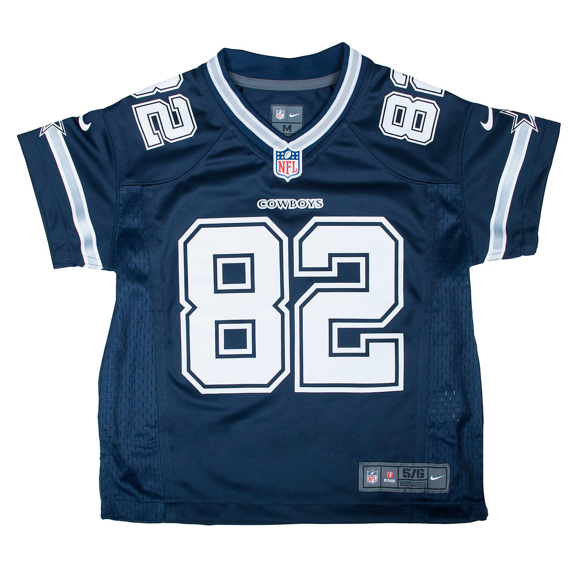 5a700a92 Dallas Cowboys Kids Jason Witten #82 Nike Game Replica Jersey ...