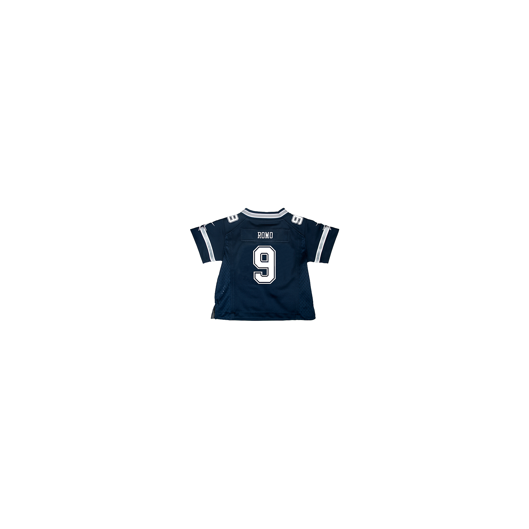 super popular 331b4 f3cc0 Dallas Cowboys Infant Tony Romo #9 Nike Game Replica Jersey ...