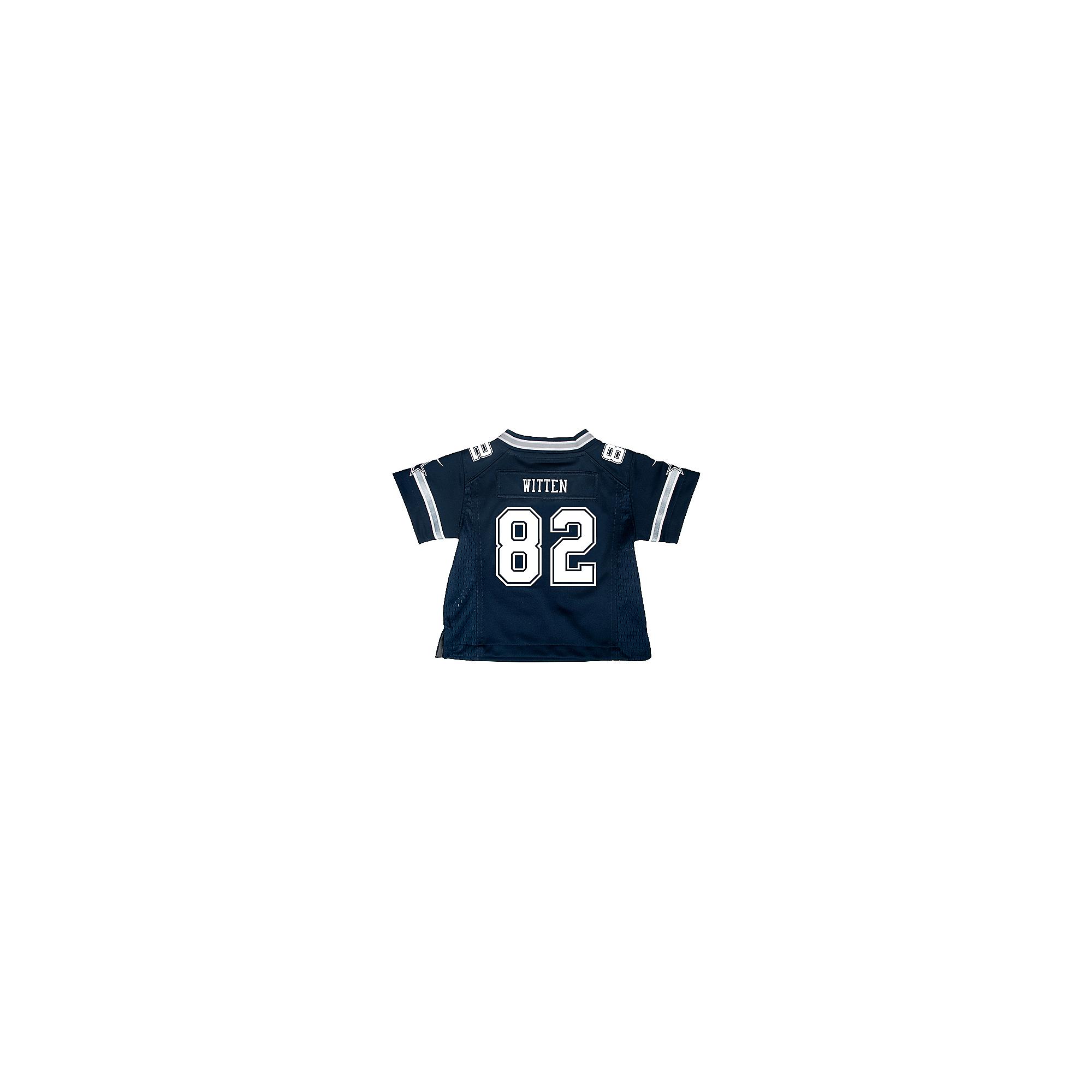 744135a8306 Dallas Cowboys Infant Jason Witten #82 Nike Game Replica Jersey ...