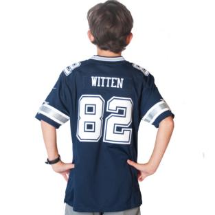 Dallas Cowboys Youth Jason Witten Nike Limited Jersey