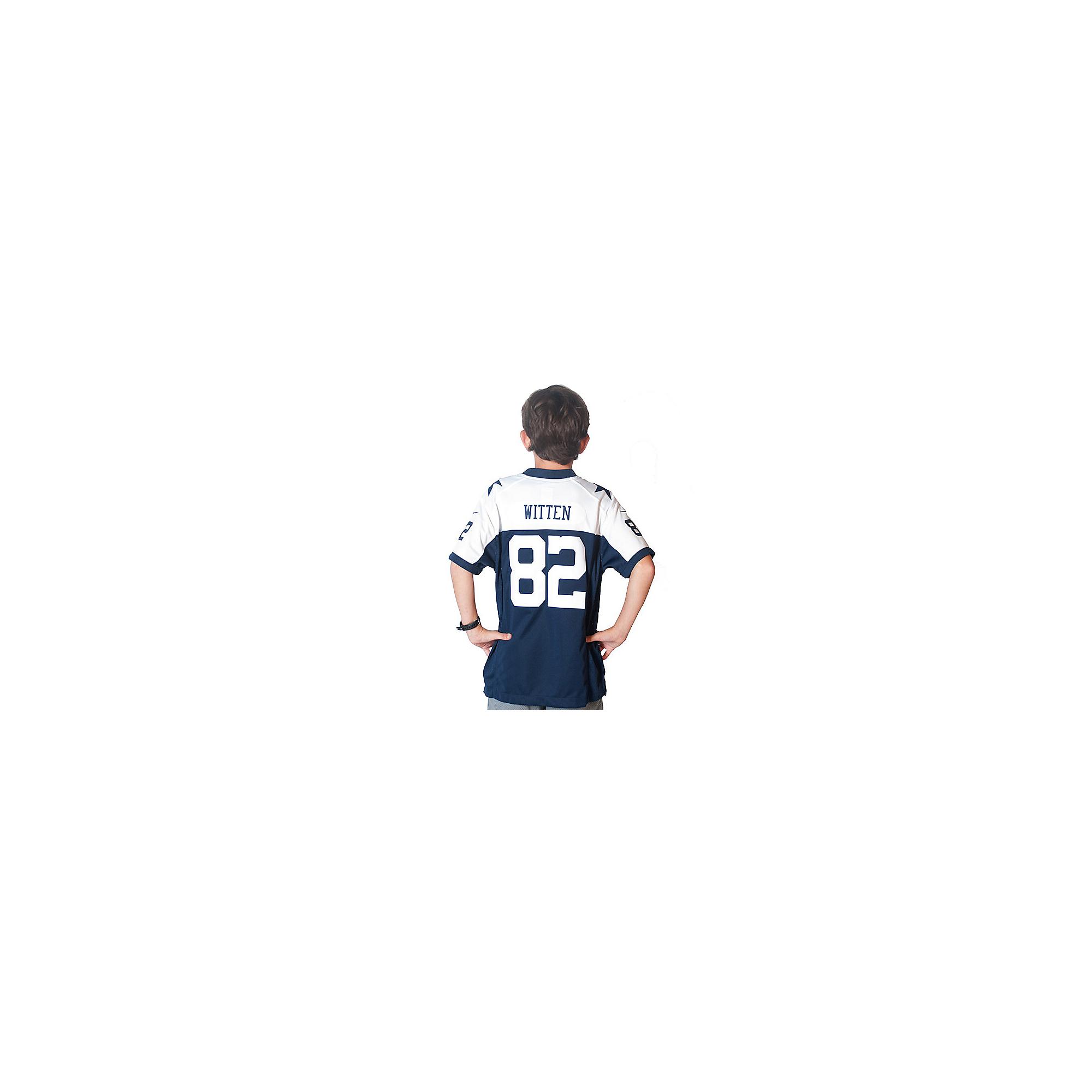 on sale e2011 bf36b Dallas Cowboys Youth Jason Witten Nike Limited Throwback ...