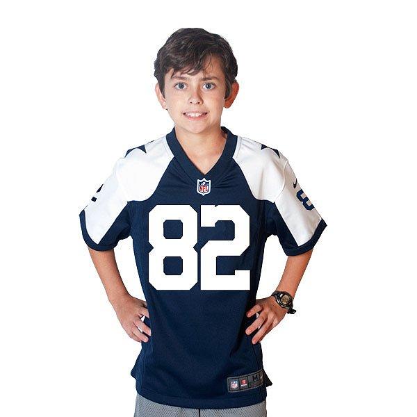 Dallas Cowboys Youth Jason Witten Nike Game Throwback Jersey