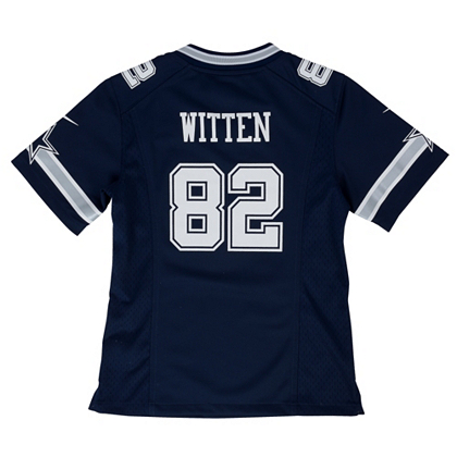 a856e472bb0 ... Dallas Cowboys Girls Jason Witten 82 Nike Game Navy Replica Jersey  Girls Tops Girls Kids Cowboys ...