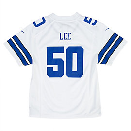 Dallas Cowboys Youth Sean Lee #50 Nike Game Replica Jersey