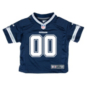 Dallas Cowboys Kids Custom Nike Navy Game Replica Jersey