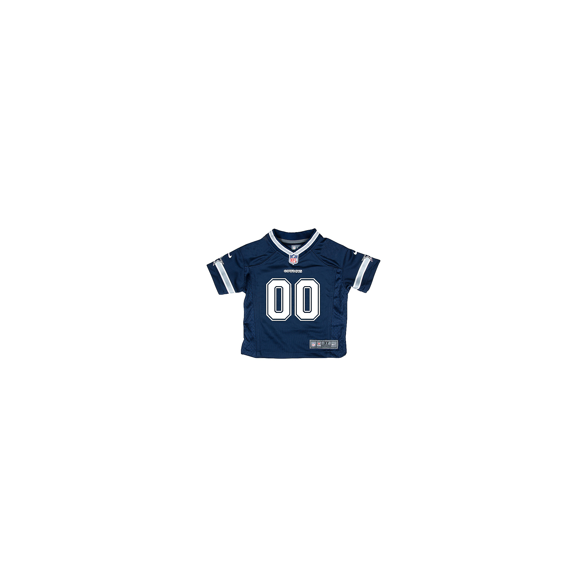 low priced e19d0 0219e Dallas Cowboys Toddler Custom Nike Navy Game Replica Jersey | Dallas  Cowboys Pro Shop