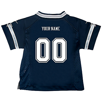 newest collection 288bd 77d20 Dallas Cowboys Toddler & Infants Jerseys | Official Dallas ...