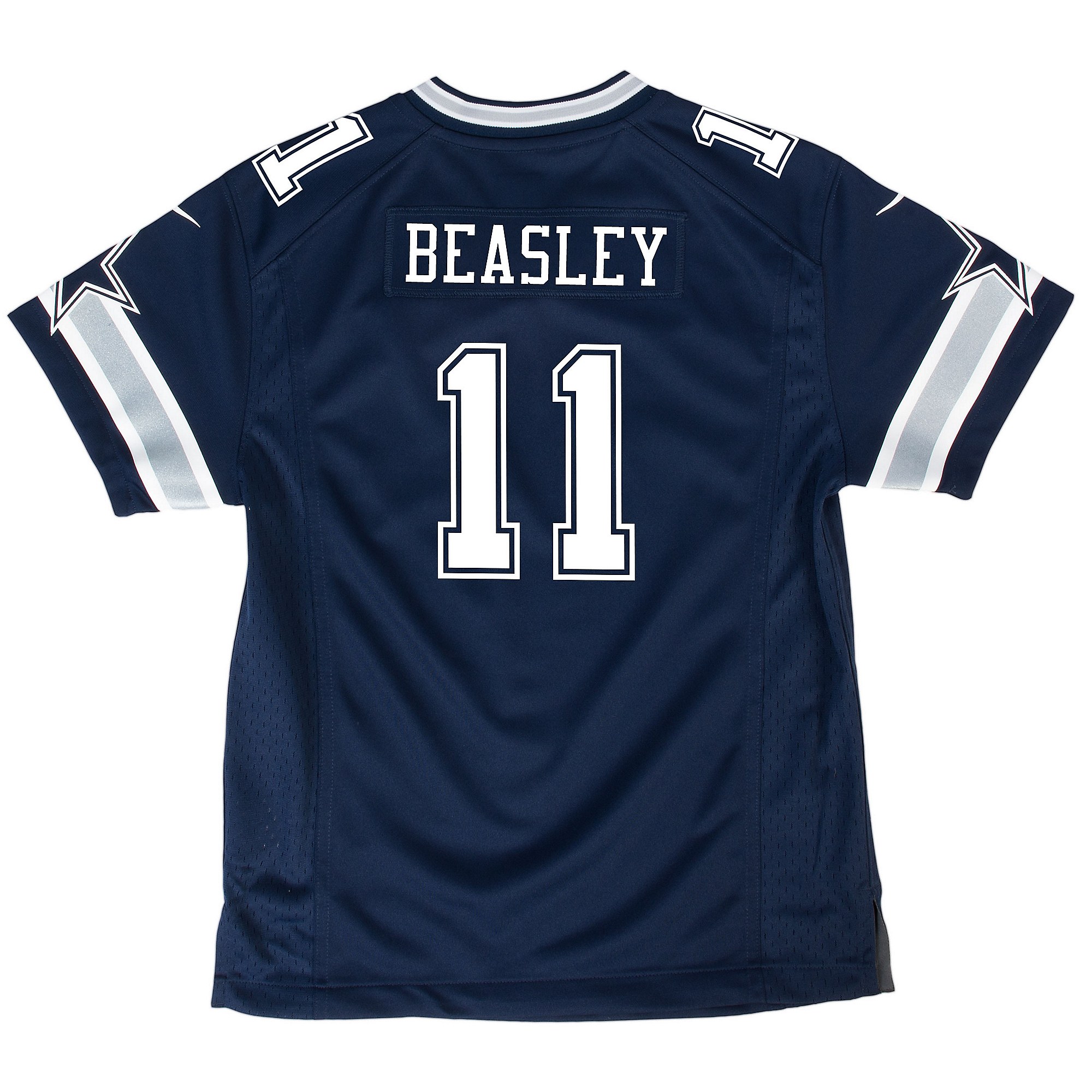 separation shoes 4fd61 cb4c4 Dallas Cowboys Youth Cole Beasley #11 Nike Game Replica Jersey