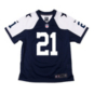 Dallas Cowboys Youth Ezekiel Elliott Nike Game Replica Throwback Jersey