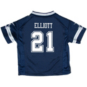 Dallas Cowboys Toddler Ezekiel Elliott Nike Navy Game Replica Jersey
