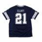 Dallas Cowboys Kids Ezekiel Elliott Nike Navy Game Replica Jersey