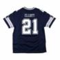 Dallas Cowboys Girls Ezekiel Elliott #21 Nike Game Replica Jersey
