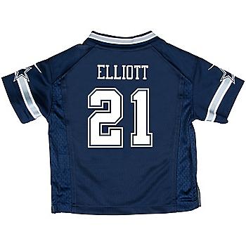 da88e643f Dallas Cowboys Toddler & Infants Jerseys | Official Dallas Cowboys ...