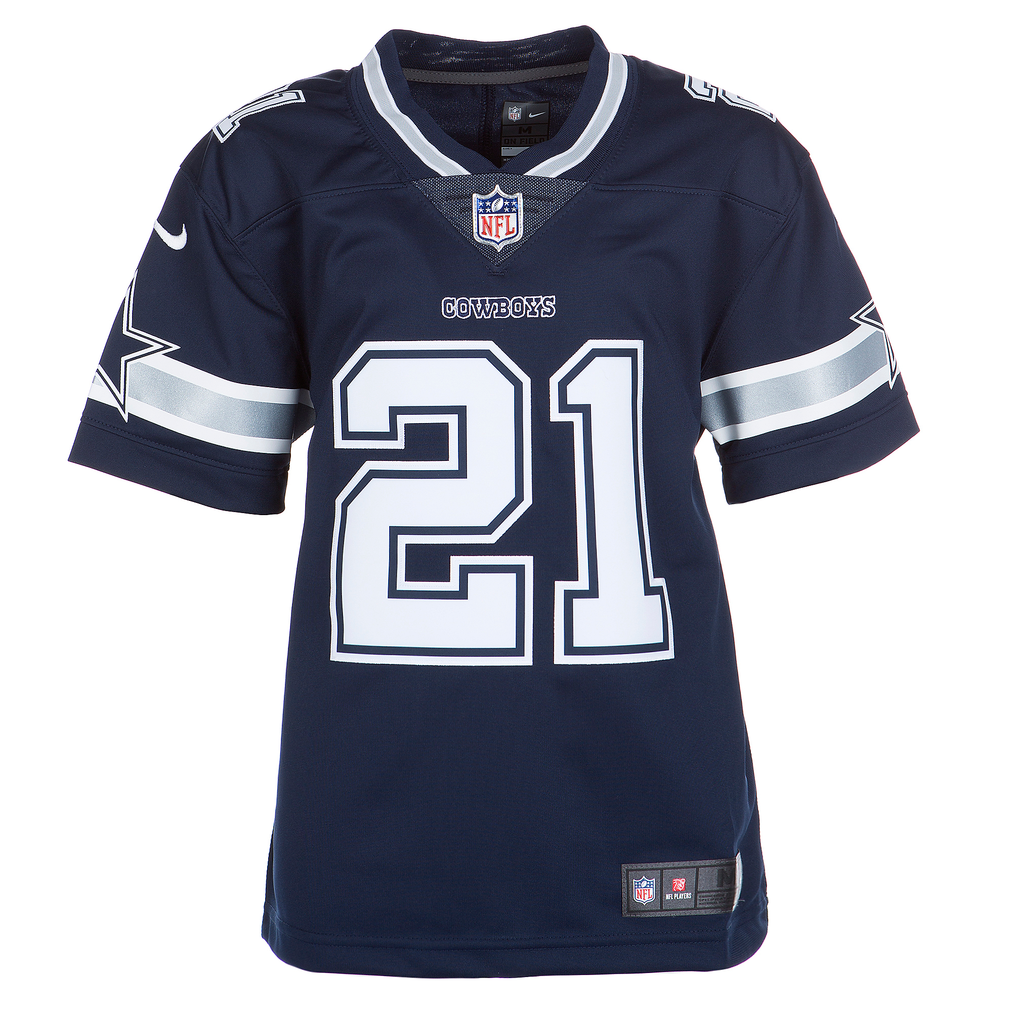new concept d0f54 f64a7 Dallas Cowboys Youth Ezekiel Elliott #21 Nike Limited Jersey | Dallas  Cowboys Pro Shop