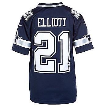 Dallas Cowboys Youth Ezekiel Elliott #21 Nike Limited Jersey