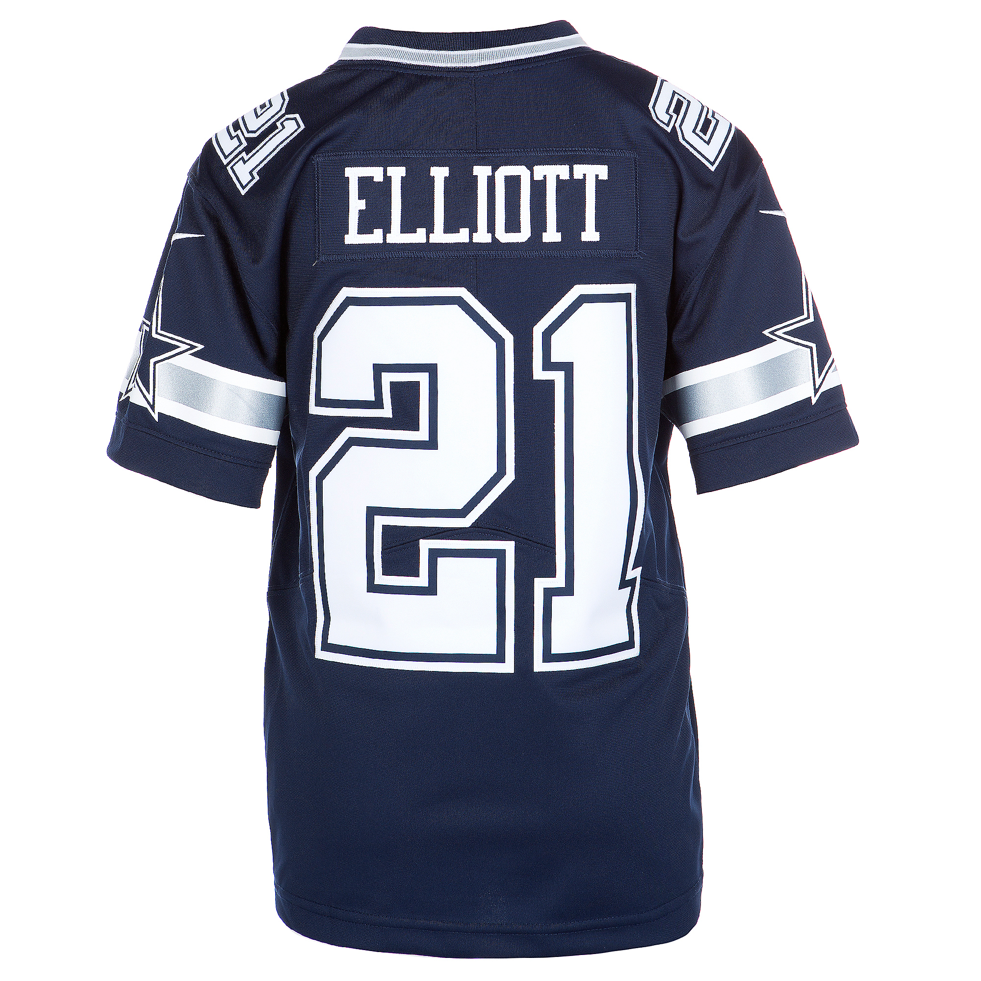 Dallas Cowboys Youth Ezekiel Elliott #21 Nike Limited Jersey