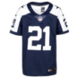 Dallas Cowboys Youth Ezekiel Elliott Nike Limited Throwback Jersey