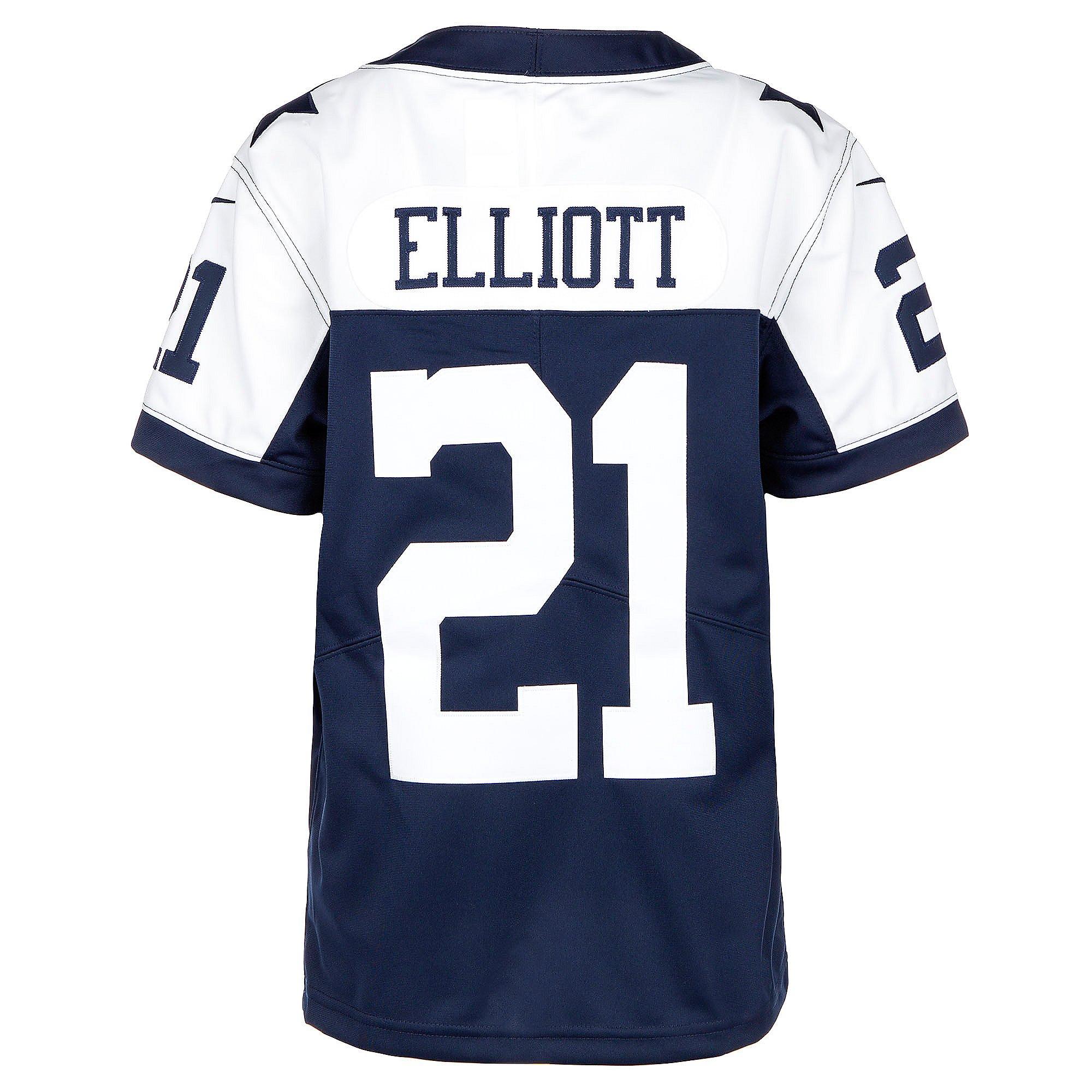 elliott cowboys jersey