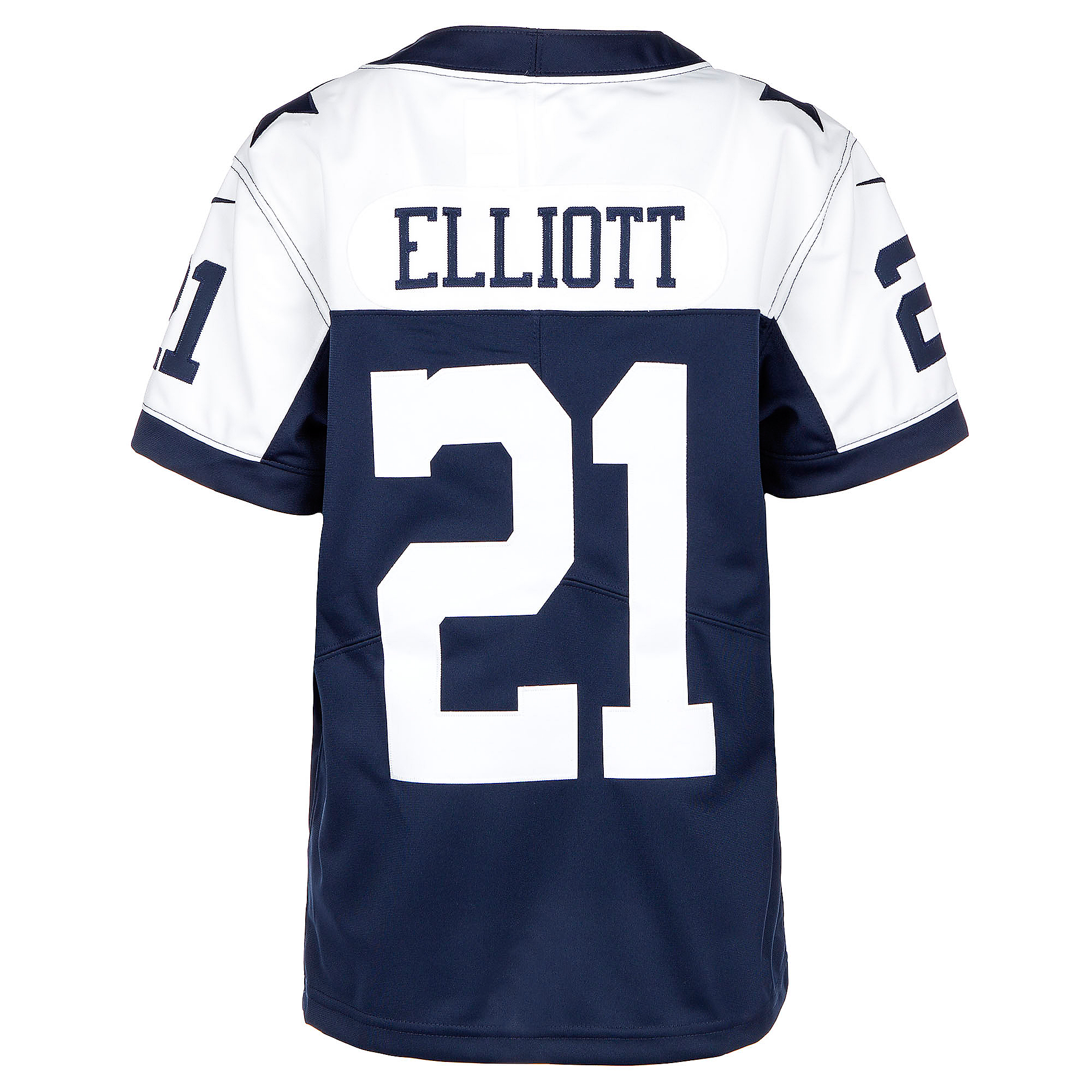 newest 49482 e6ce8 Dallas Cowboys Youth Ezekiel Elliott Nike Limited Throwback Jersey | Dallas  Cowboys Pro Shop