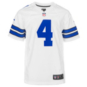 Dallas Cowboys Kids Dak Prescott #4 Nike Navy Game Replica Jersey