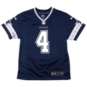 Dallas Cowboys Kids Dak Prescott Nike Navy Game Replica Jersey