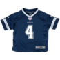 Dallas Cowboys Toddler Dak Prescott Nike Navy Game Replica Jersey