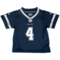 Dallas Cowboys Infant Dak Prescott Nike Navy Game Replica Jersey